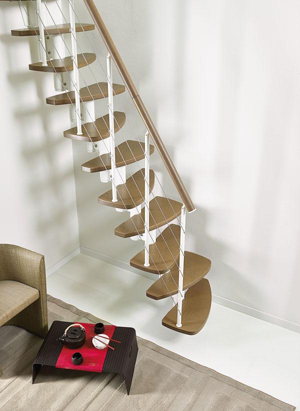 scale salvaspazio struttura e soluzioni. Black Bedroom Furniture Sets. Home Design Ideas