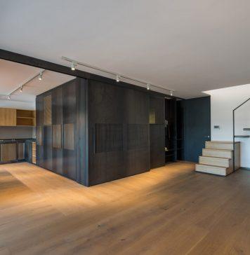 ristrutturazione minimalista