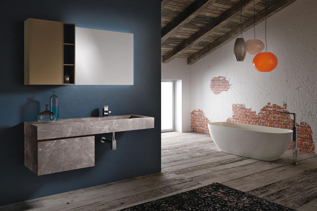 Come abbellire il bagno con i prodotti hafro geromin rifare casa