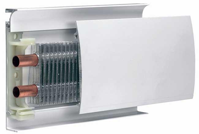 Riscaldamento a battiscopa costi vantaggi e svantaggi for Tipi di abitazione