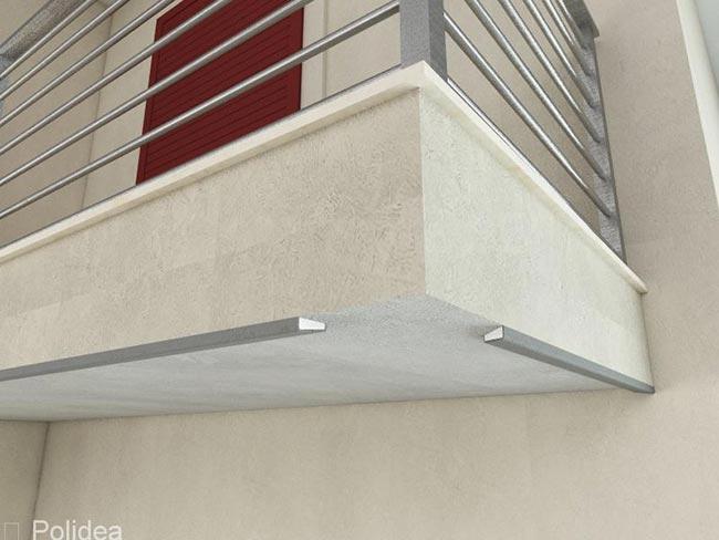 Gocciolatoio per balcone a cosa serve i prezzi e le tipologie