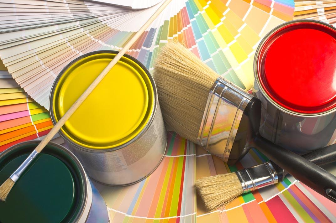 pittura per interni