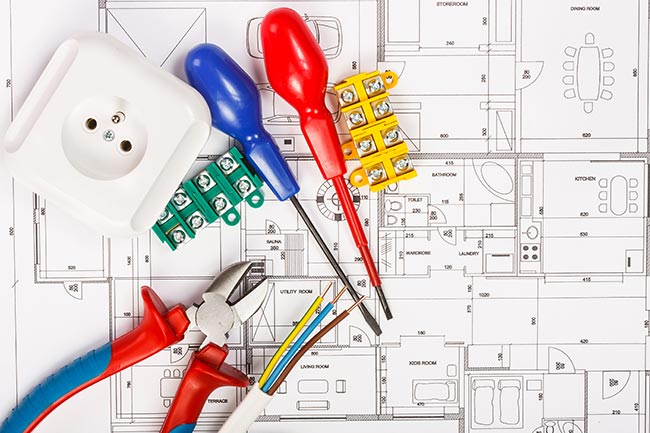 sicurezza impianti elettrici