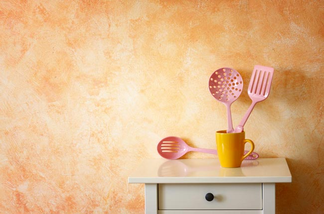 Vento Di Sabbia Come Funziona Questa Tecnica Decorativa Rifare Casa