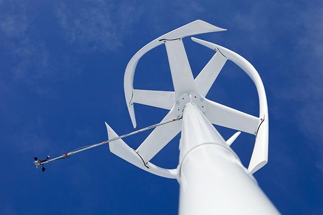 eolico domestico orizzontale