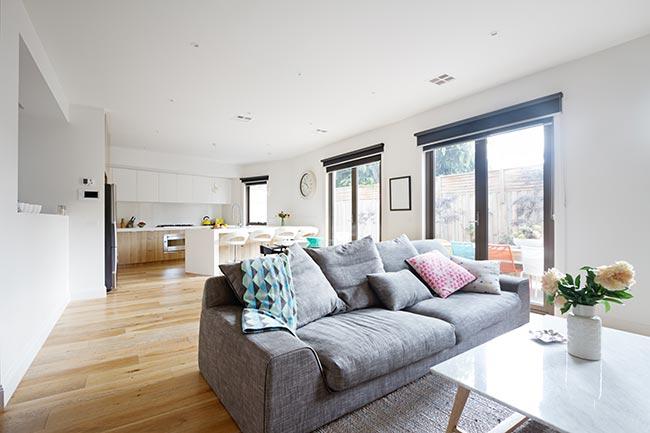 ambiante voluminoso casa