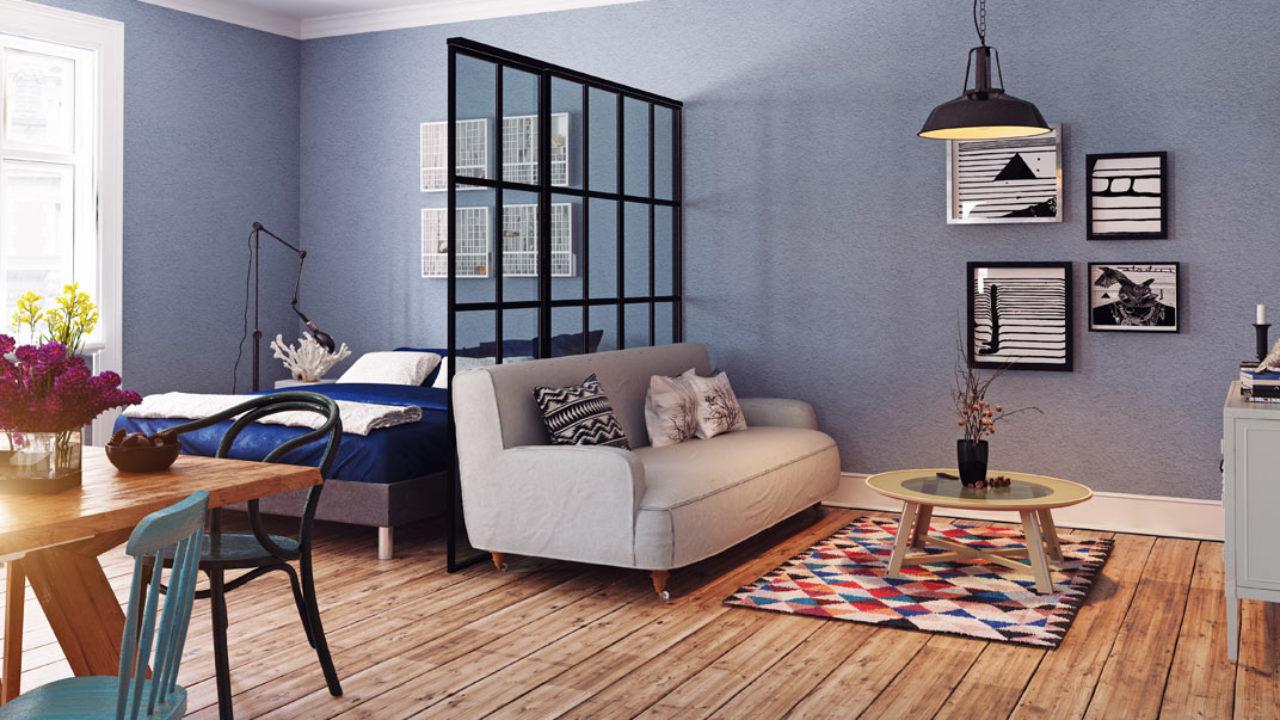 Parete Divisoria Con Porta Scorrevole pareti divisorie | le migliori soluzioni per dividere un
