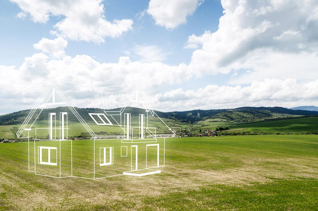 Diritto di superficie costruire casa su un terreno for Costruire casa prefabbricata su terreno agricolo