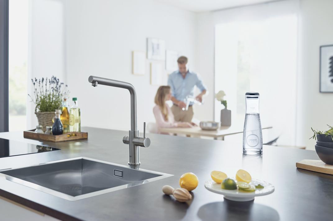 depuratore d'acqua domestico