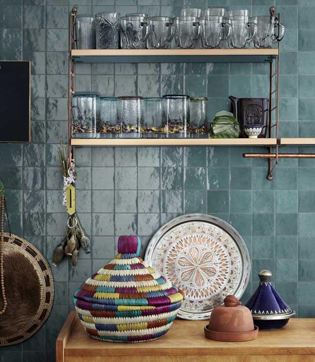 rivestimento mosaico cucina